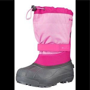 Columbia Girls Snow Boot